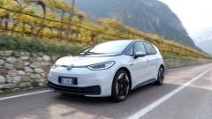 Volkswagen ID.3, il video della prova