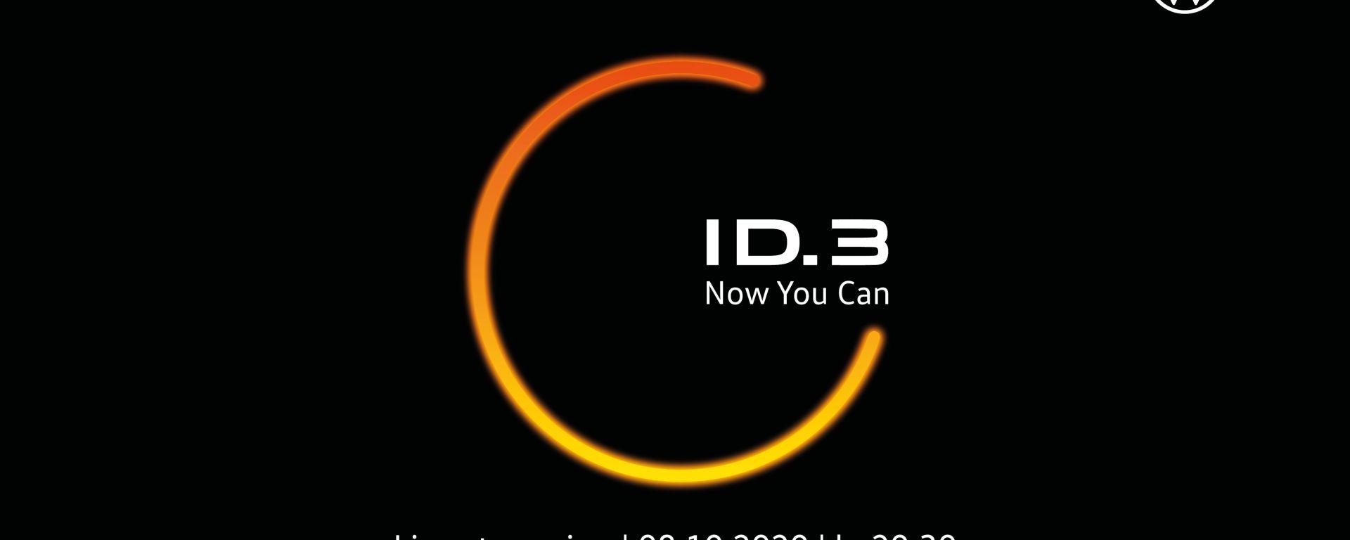 Volkswagen ID.3 Show: la diretta in live streaming