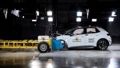 Volkswagen ID.3: test d'urto laterale