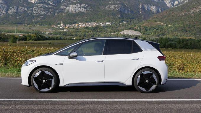 Volkswagen ID.3: una delle BEV più apprezzate in Norvegia