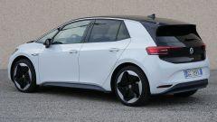 Volkswagen ID.3, vista 3/4 posteriore