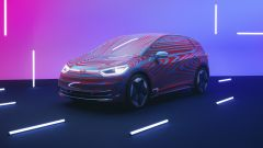 Volkswagen ID.3: vista laterale