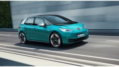 Volkswagen ID.3: visuale di 3/4 anteriore