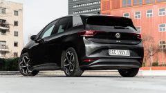 Volkswagen ID.3: visuale di 3/4 posteriore