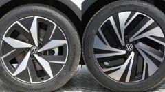 Volkswagen ID.4 2021, altri due possibili set di cerchi