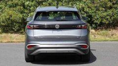 Volkswagen ID.4 2021, il posteriore