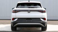 Volkswagen ID.4 2021, vista posteriore