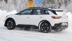 Volkswagen ID.4 Crozz sulle strade svedesi