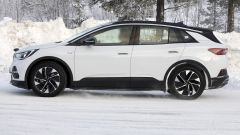 Volkswagen ID.4 Crozz: visuale laterale