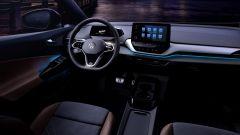 Volkswagen ID.4: gli interni