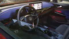 Volkswagen ID.4 GTX, gli interni