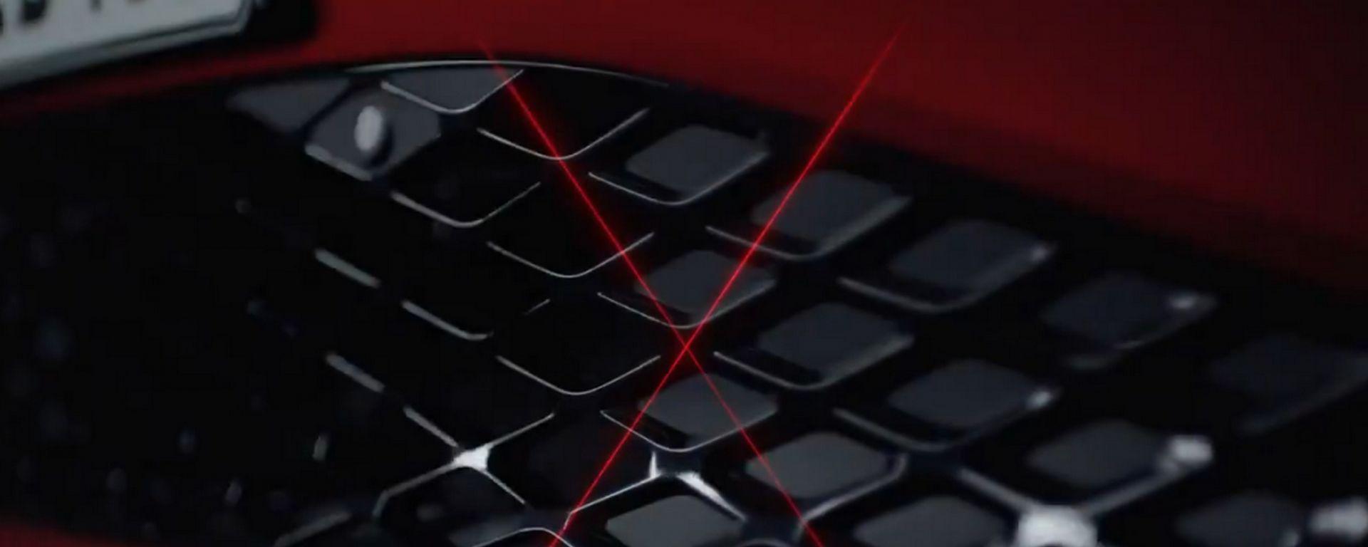 Volkswagen ID.4 GTX, il teaser della