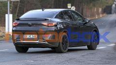 Volkswagen ID.4 GTX: visuale di 3/4 posteriore
