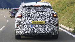 Volkswagen ID.4: il posteriore