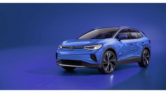 Volkswagen ID.4: il SUV elettrico sarà ordinabile negli USA dal 23 settembre