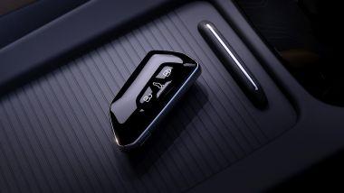 Volkswagen ID.4: la chiave elettronica dell'auto