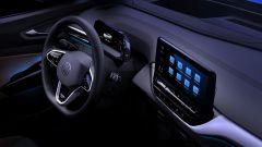 Volkswagen ID.4: la plancia pulita ed essenziale