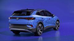 Volkswagen ID.4: visuale di 3/4 posteriore