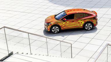 Volkswagen ID.5 concept: presentata la versione sportiva GTX