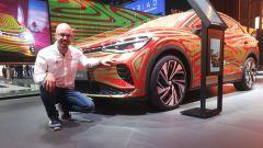 Volkswagen ID.5 GTX a Monaco: il video del SUV coupé elettrico