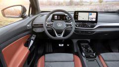 Volkswagen ID.5: interni identici a ID.4