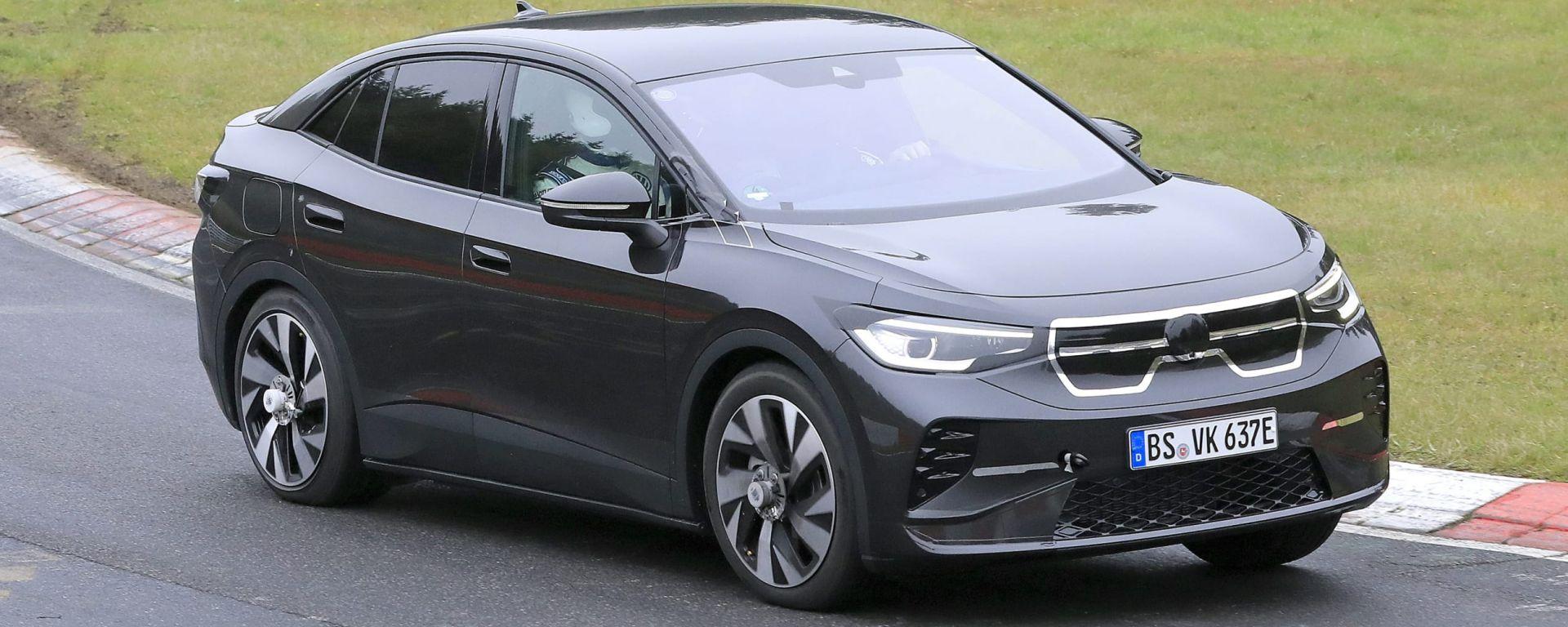 Volkswagen ID.5, variante copué del SUV elettrico tedesco
