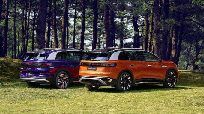 Volkswagen ID.6: due varianti, sette posti, potenza fino a 306 CV e autonomia fino a 588 km