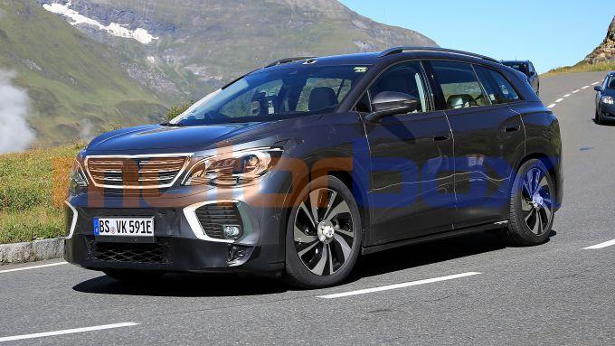 Volkswagen ID.6: il SUV grande arriverà nel 2022 iniziando dalla Cina