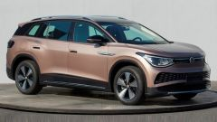 Volkswagen ID.6, vista 3/4 anteriore
