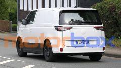 Volkswagen ID.Buzz 2022: visuale posteriore