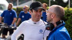 Volkswagen ID.R, il pilota Romain Dumas