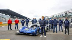 Volkswagen ID.R, Nico Rosberg e il team VW Motorsport
