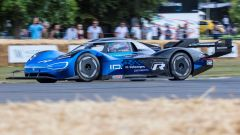 Volkswagen ID.R, nuovo record al Goodwood Festival of Speed 2019