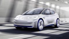 Volkswagen, design delle auto elettriche ispirato ad iPhone e iPad