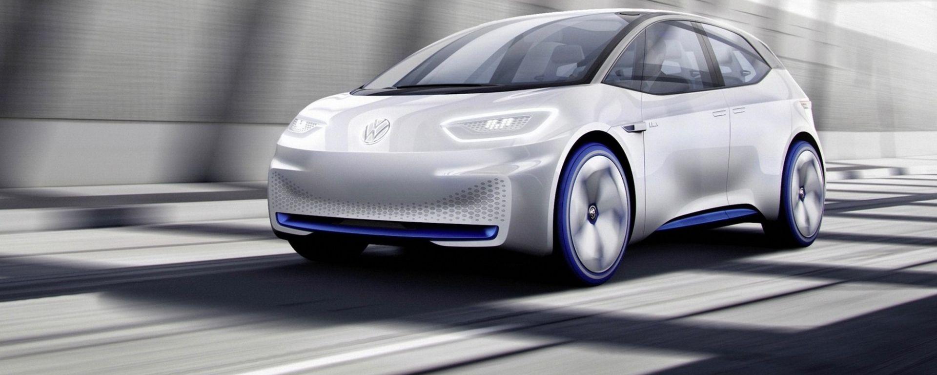 Volkswagen, il design delle elettriche sarà semplice come uno smartphone