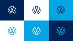 Volkswagen, il nuovo badge 2021