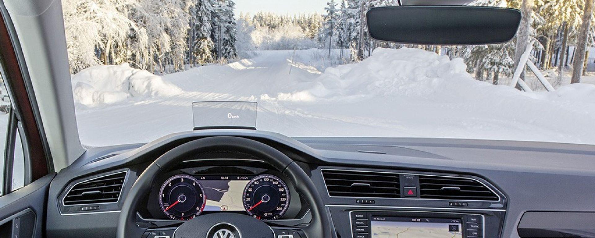 Volkswagen: il nuovo parabrezza climatico per Golf, Tiguan, Passat e Sharan