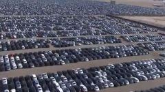 Volkswagen, maxi parcheggi in affitto per ritardi omologazioni WLTP