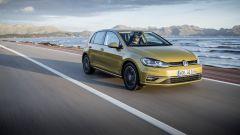 Volkswagen: la Golf 2017 a metano costa come la Golf a benzina