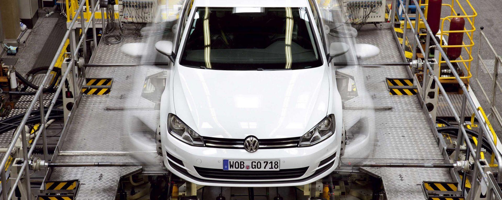 Volkswagen: la produzione pronta a ripartire