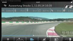 Volkswagen LogBox e Race app - Immagine: 6