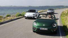 Volkswagen Maggiolino: il model year 2017 tocca sia la cabrio sia la coupé