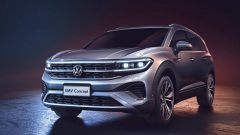 Volkswagen maxi SUV EV: il concept SMV