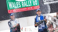 Volkswagen Motorsport - Rally del Galles