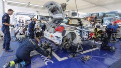 Volkswagen Motorsport Rally Sardegna