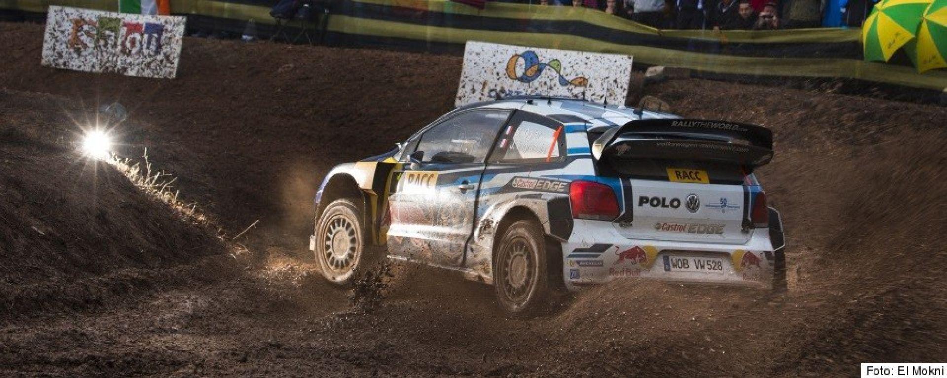 Volkswagen Motorsport - Rally Spagna 2016