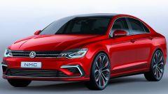 Volkswagen New Midsize Coupé - Immagine: 5