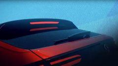 Volkswagen Nivius dettaglio posteriore