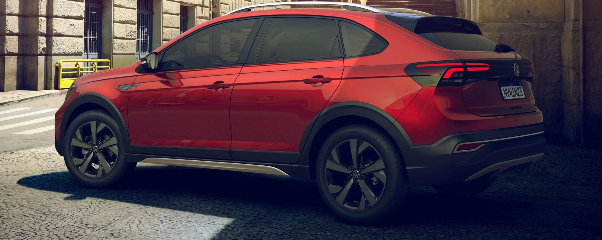 Volkswagen Nivus, alias T-Cross coupé