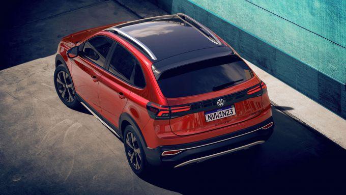 Volkswagen Nivus, presto in Europa